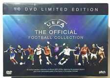 UEFA The Official Football Collection 10 DVD Limited Edition 2012