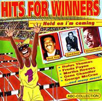 "HITS FOR WINNERS ""Hold On I'm Coming"" CD 16 Tracks NEU & OVP"