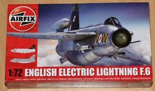 Airfix A05042 1:72  Bausatz ENGLISH ELECTRIC LIGHTNING F.6
