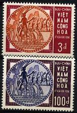 South Vietnam 1965 SG#S231-2 Hung Vuong MH Set Cat £64 #D65836