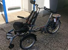 O-Pair3 Rollstuhlrad - Rollfiets - mit Silent HT e-Motor, Li-Ionen Akku