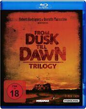 Blu-ray * From Dusk Till Dawn - Trilogy (Teil 1+2+3,Trilogie) * NEU OVP