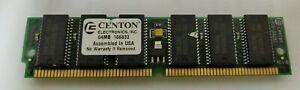 CENTON 166833 64MB 72-PIN EDO SIMM Memory Module