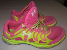 Girls Under Armour UA GGS Micro G Engage MC Shoes Sz: Youth 6 Y6 1249191-653