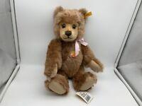 Steiff Tier 011184 TeddyBär mit Musikwerk 39 cm. Top Zustand