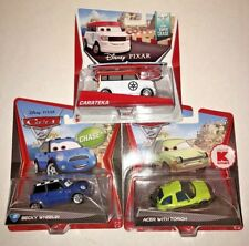 Super Chase * DISNEY CARS DIECAST Cars 3 Biz Torqsen Combined Postage