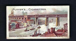 PLAYER - CELEBRATED BRIDGES - NEWCASTLE ON TYNE BRIDGE