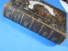 1867 Leben und Zeit des römischen Heinrich de Montor Vol 1 Buch Platten