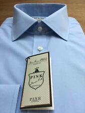 Thomas Pink NON-IRON Cotton Shirt, UK:16, EU:41, BNWT, RRP:£115!