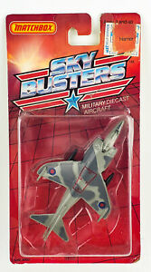 Matchbox 1988 SB10 Harrier Military Airplane Sky Busters