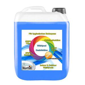 5 L Whirlpool Reiniger Whirlpoolsystemreiniger Whirlwannen Desinfektion Pool