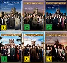Downton Abbey - Die komplette 1. - 6. Staffel                        | DVD | 111
