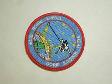 NASA Space Shuttle Endeavour Mission STS-99 Last Solo Flight Iron On Patch