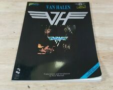 Van Halen Special Guitar Edition Tab Music Song Book