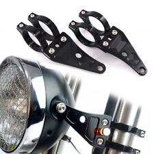 41mm Fork Aluminum Headlight Bracket Mount Holder Motorbike Bike Universal