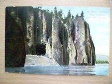 Postcard- Cape Horn, Columbia River Showing North Bank Railway Tunnel (Exc*)