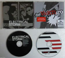 U2 VERTIGO & ELECTRICAL SET 2 CD Single