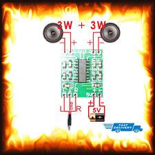 Tiny Mini PAM8403 Module 5V 2 x 3W Output Digital Audio Amplifier Stereo USB Amp