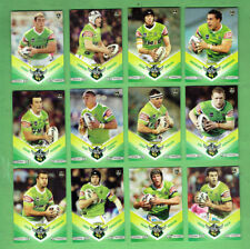 2010 NEWSPAPER  RUGBY LEAGUE CARDS - CANBERRA RAIDERS