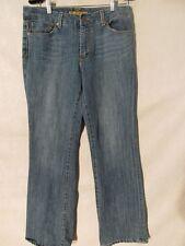D9845 Seven Boot Cut Stretch High Grade Jeans Women's 33x32