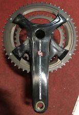 Guarnitura Campagnolo Super Record FC15 11 50-34 170 bike Crankset UltraTorque