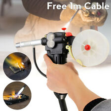 NBC-200A Miller MIG Spool Gun Push Pull Feeder Aluminum Welding Torch + 1m Cable