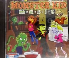 a merry monster halloween music cd fun holiday music len maxwell fun funny kids