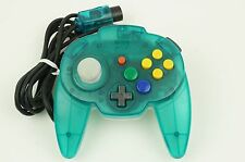 HORI Nintendo 64 Hori Pad Mini Ocean Blue N64 Japan USED