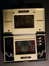 Nintendo Pinball Handheld Multi-Screen Game & Watch 1983