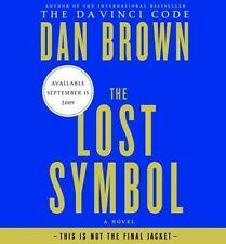 Robert Langdon: The Lost Symbol Bk. 3 by Dan Brown (2009, CD, Unabridged)
