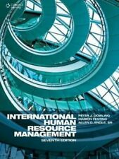International Human Resource Management by Peter Dowling 9781473719026