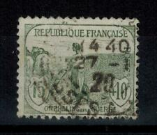 (a2) timbre France n° 150 oblitéré année 1917