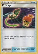 Pokemon - Échange X2 - Peu commune - SL7 - 147/168 - VF Français
