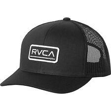 buy online e16ea ec9b4 Snapback Polyester RVCA Hats for Men for sale   eBay