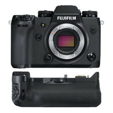 Fujifilm Fuji X-H1 Digital Camera Body with Vertical Battery Grip BNIB UK Stock