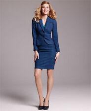 NWT Calvin Klein Suit Separates Collection Knit Blazer & Skirt