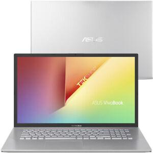 """Asus VivoBook 17.3"""" Laptop AMD Ryzen 3 3250U 8GB 1TB HDD Silver M712DA-AU487T"""
