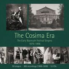 Cosima Era Early Bayreuth Festival Singers 1876-19, New Music