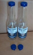 Corona Extra Salt and Pepper bar shaker CAPS tops