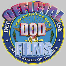HELL ON WHEELS GOVERNMENT DOD FILM DVD
