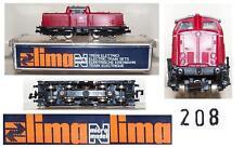 LIMA 208 E-Look LOCOMOTORE DIESEL V100 DB OVP SCALA-N