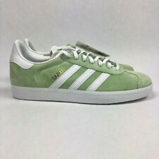 Adidas Gazelle Classic Sneakers Green EE5534 Womens Size 9 Mens Size 7.5 New