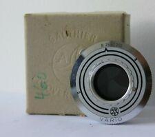NOS Gauthier Vario 460 Camera Leaf Shutter. Made in Germany