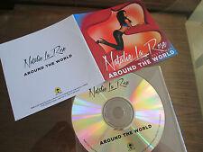 Natalie La Rose Ft Fetty Wap - Around The World -  UK 1 Track Promo 2015