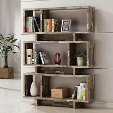 Coaster 800846 Bookcase Salvaged Cabin NEW