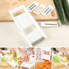 Multi-Function 6-Piece Cutlery Peeling Planing Cucumber Slices Potato Shredded