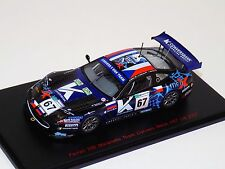 1/43 Red Line Ferrari F550 Covers Menx Team Car #67 from 2006 24H of LeMans