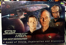 Star Trek The Next Generation - A Game of Trivia, Exploration and Discovery.