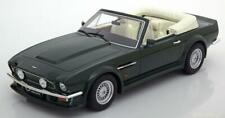 1:18 GT Spirit Aston Martin V8 Vantage Volante 1986 darkgreen