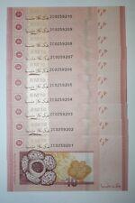 (PL) LOW START: RM 10 ZC 0259201-10 UNC 1 ZERO 10 PIECES LOW NUMBER REPLACEMENT